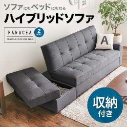 Panacea Storage Sofa Bed