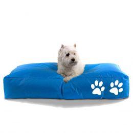 Dog Beanie Blue