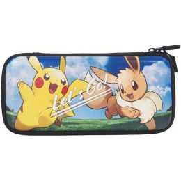 Hori Pokemon Hard Pouch Pikachu X Eevee - Nintendo Switch