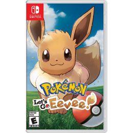 Pokemon: Let's Go, Eevee - Nintendo Switch