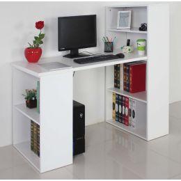 Rais Desk with Shelf