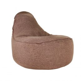 Ringo Bean Bag Sofa [Coffee Brown]
