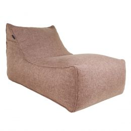 Ritchie Bean Bag Sofa [Coffee Brown]