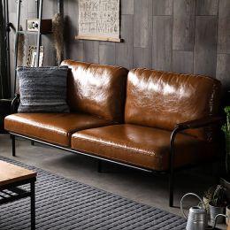 Sanctum Soft Leather Sofa (3 Seater)