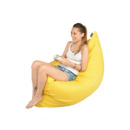 Soopatoona Versatile PVC Leather Bean Bag (3 Colors)