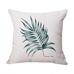 Spring-Leaf Cushion