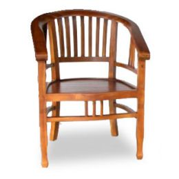 Miho Teak Wood Chair
