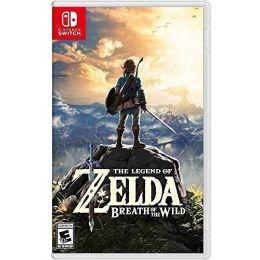 The Legend of Zelda: Breath of the Wild - Nintendo Switch