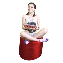 tootsie Bean Bag - stool & ottoman (10 Colors)