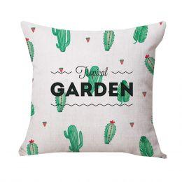 Tropical Garden Cushion