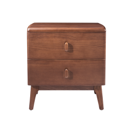 Tyme Ash Wood Side Table