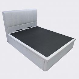 Townsend Fabric Storage Bed Frame