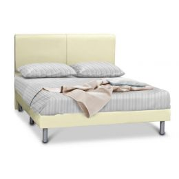 Zanette Faux Leather Bedframe