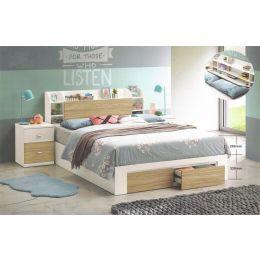 Zavaha Bed Frame (Queen Size)