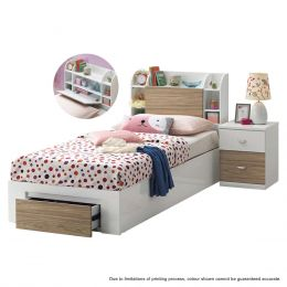 Zavaha Bed Frame (Single & Super Single Size)