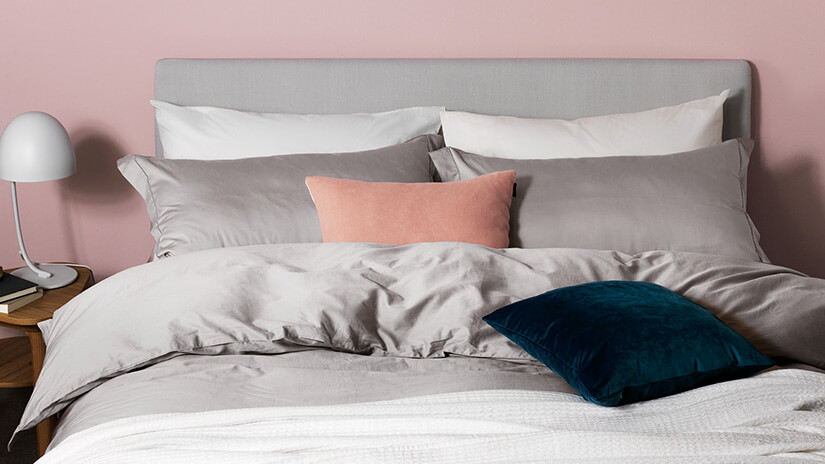 Rest easy on a bed linen that is OEKO TEX Certified. Free from harmful chemicals like azo dyes, formaldehyde, nickle. Sleep comfortably and safely.