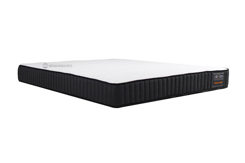 The Ortho Crest Mattress relieves pressure in pressure points to reduce any pain and discomfort.