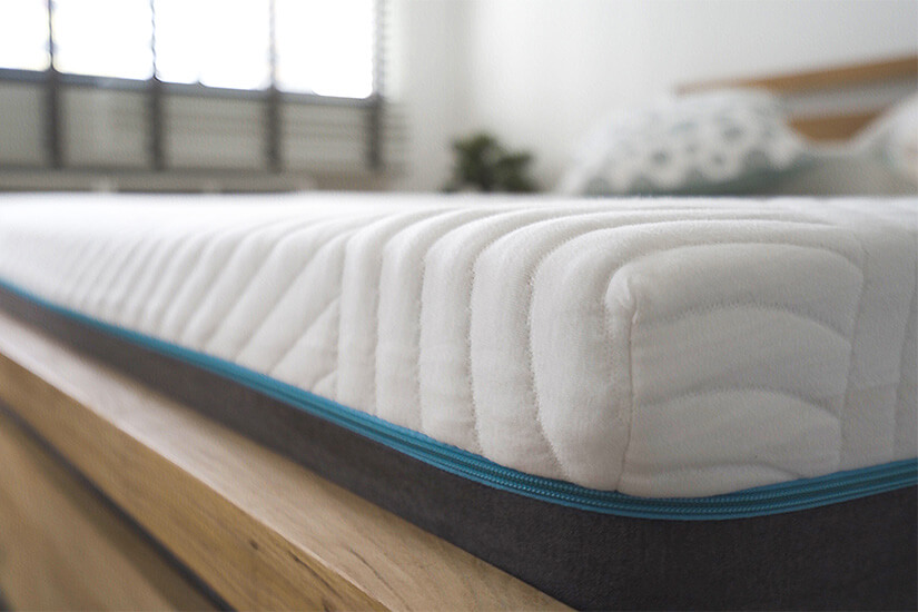Washable and removable. Stretchy and snug for a breathable dry fit. Only sustainable bamboo fibres are used. OEKO TEX ® certified covers naturally treated. Odour free, anti-fungal, anti-dust mite, anti-bacterial.