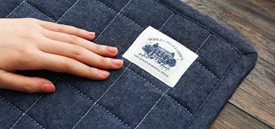 denim quilting rugs are popular in japan