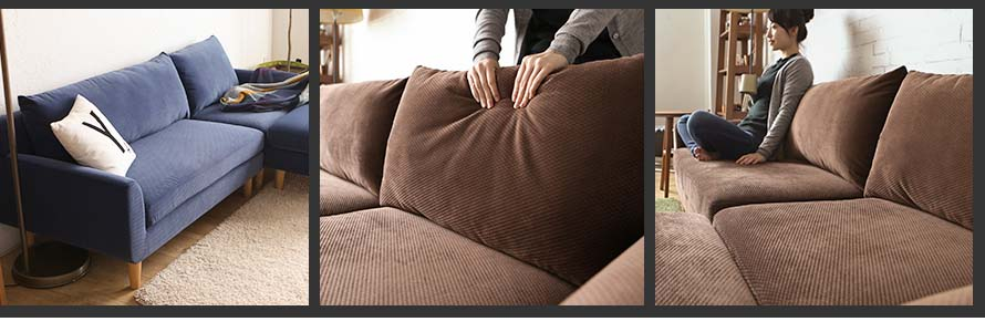 Quality and affordable priced sofas can be found exclusively at bedandbasics.sg. Bedandbasics has the biggest and most comprehensive range of Japanese sofas in Singapore.