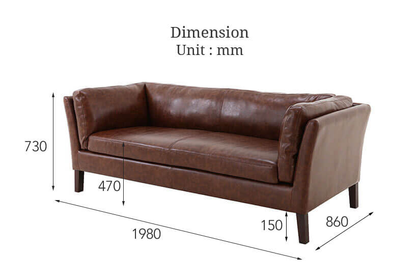 The dimensions of the dusk sofa in cm. Buy sofas and living room furniture online in Singapore (SG) today.