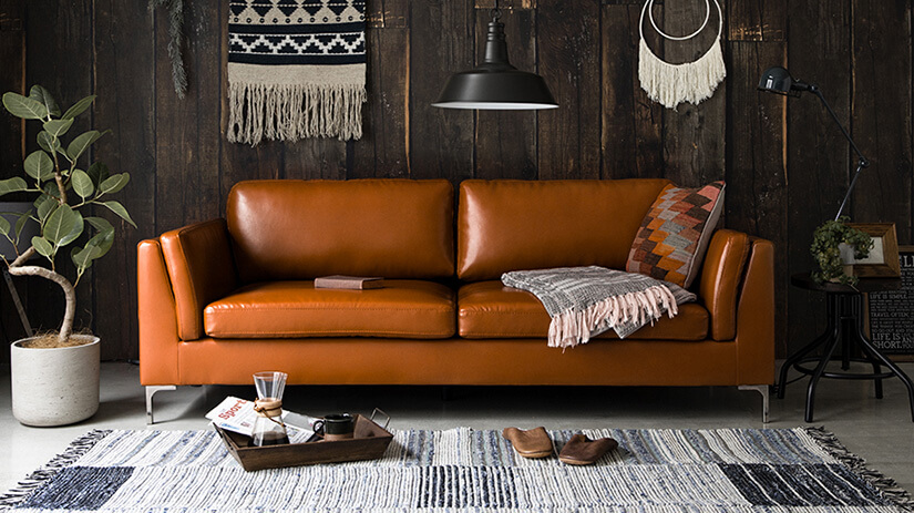 A rich, warm colour that creates an inviting atmosphere to your home.