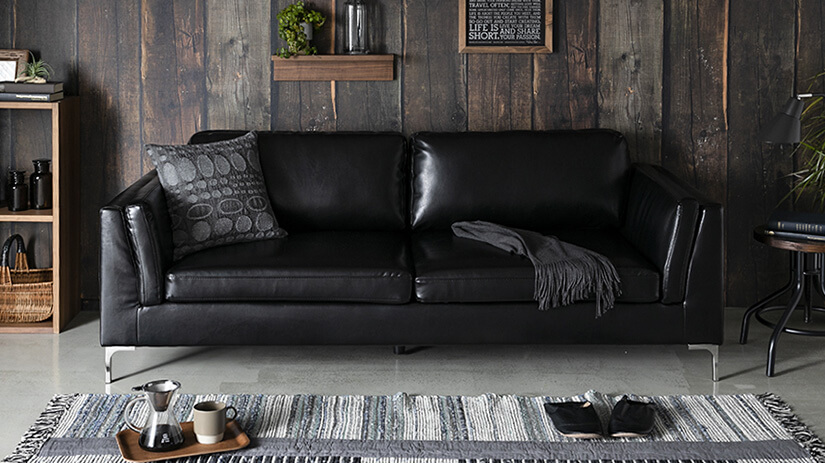 Sleek and elegant.