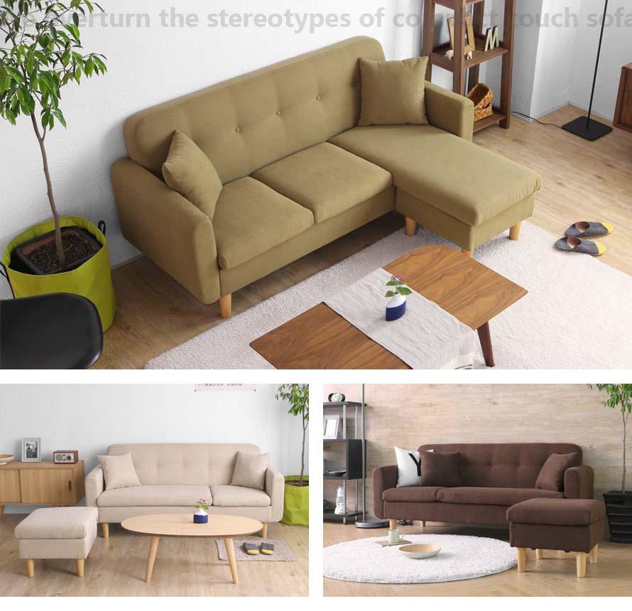 Leuven Sofa in living rooms