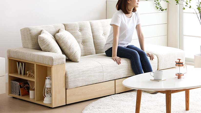 bedandbasics.sg, an online furniture store in Singapore (SG) has the largest and best selection of Sofa Beds at the lowest prices.