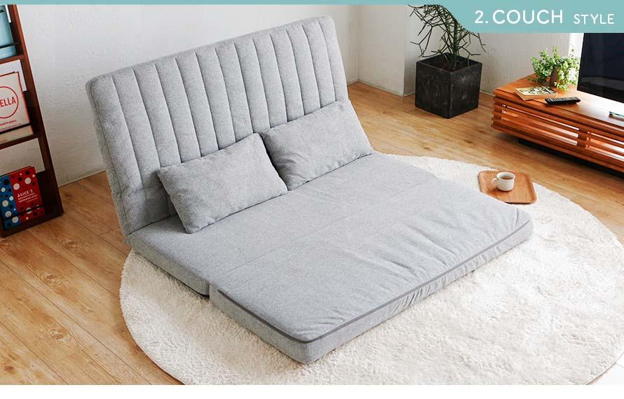 Rocot Flexible 3 Way Sofa Bed Bedandbasics Singapore