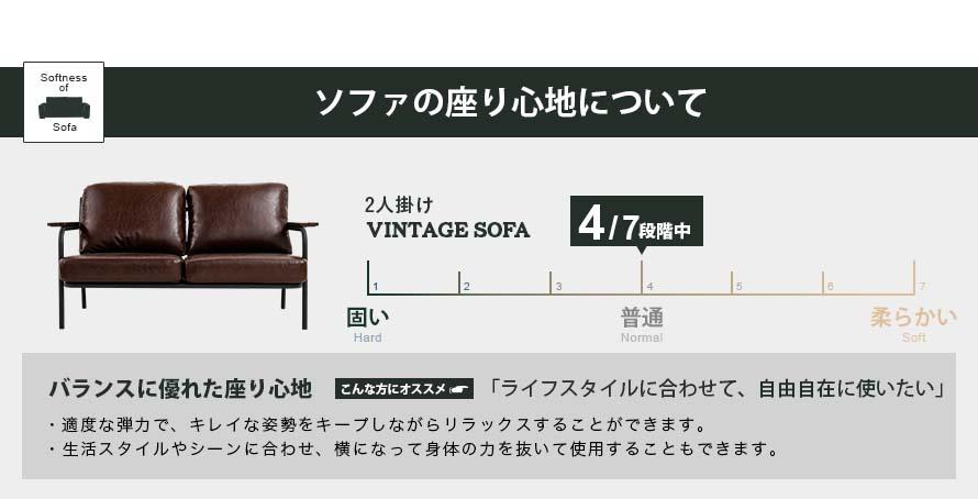 the sanctum sofa has normal seat firmness