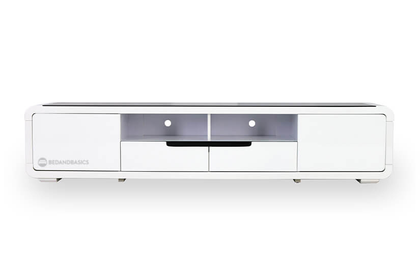The Avelino TV Stand front view
