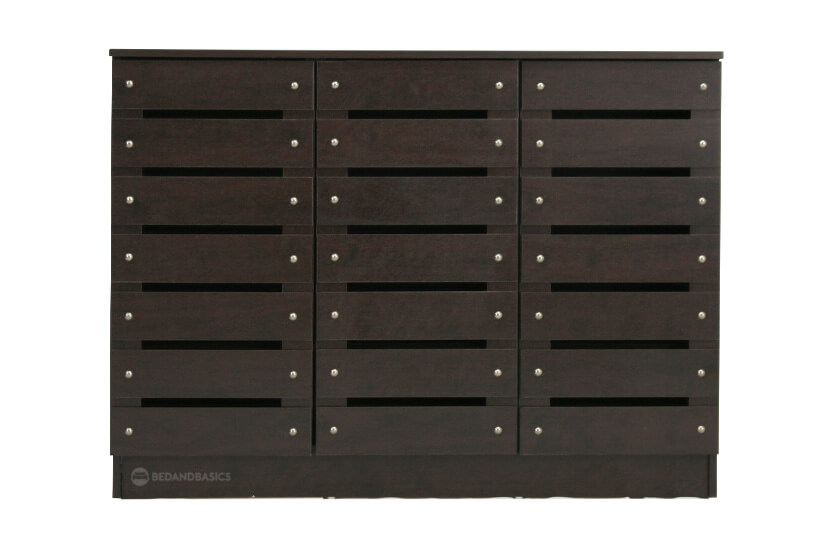 Made of strong and durable MDF wood.