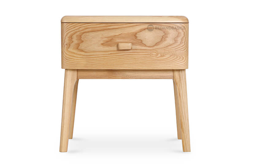 Solidly built from solid wood. Perfect for Scandinavian and Japanese style interiors.