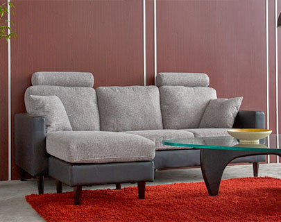L-shaped and Corner Sofas