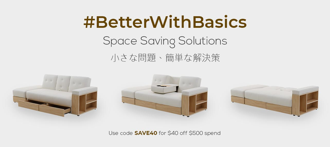 Space Saving Furniture Collection