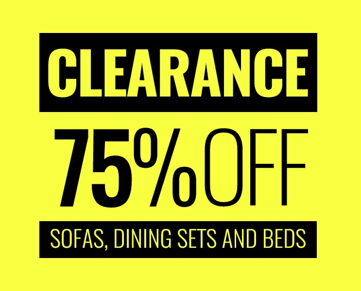 Clearance Sale! While Stock Lasts!
