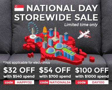 National Day Storewide Sale