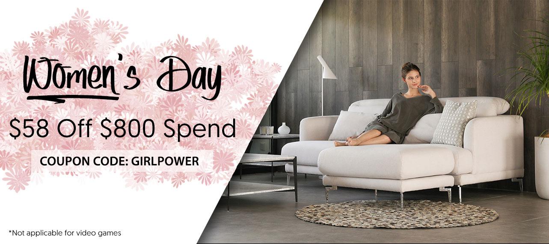 Women s Day Sale.  58 off  800 Spend. e9bcdcf1ed